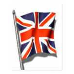 Bandera de Union Jack Postal