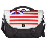 Bandera de unión magnífica bolsas para portatil