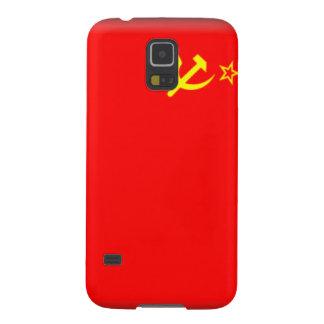 Bandera de Unión Soviética Carcasa De Galaxy S5