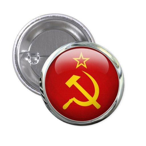 Bandera de Unión Soviética Pin