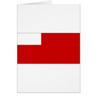 Bandera de United Arab Emirates Abu Dhabi Tarjetas