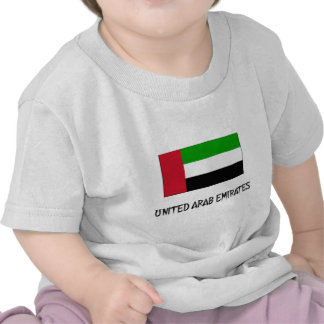 Bandera de United Arab Emirates Camiseta