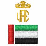 Bandera de United Arab Emirates Chaquetas Bordadas