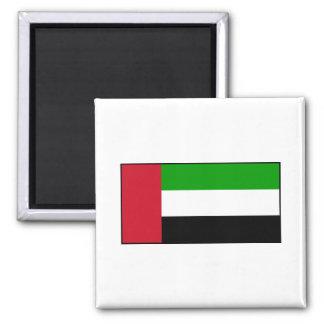 Bandera de United Arab Emirates Imanes