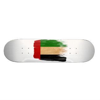 Bandera de United Arab Emirates Patines