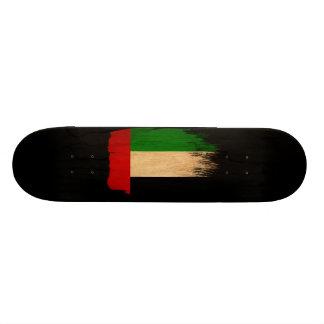 Bandera de United Arab Emirates Patines Personalizados