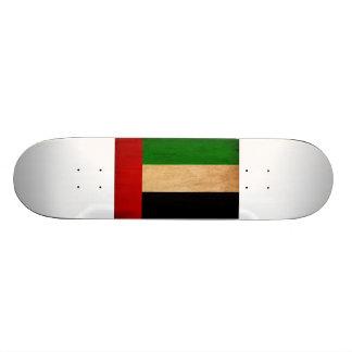 Bandera de United Arab Emirates Tablas De Skate