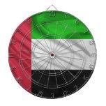 Bandera de United Arab Emirates Tablero Dardos