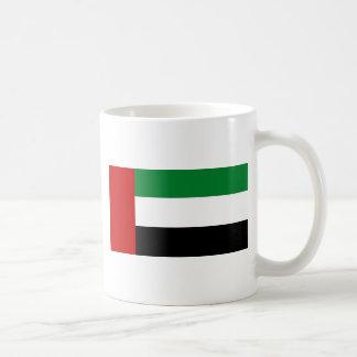 Bandera de United Arab Emirates Taza