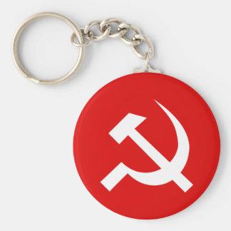 Bandera de URSS Llaveros