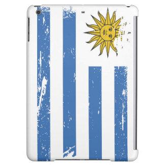 Bandera de Uruguay del Grunge