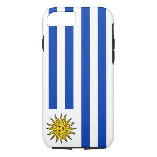 Bandera de Uruguay Funda iPhone 7
