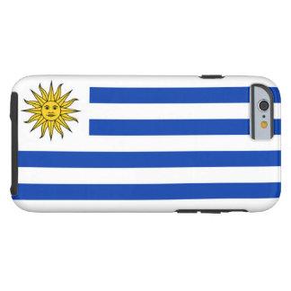 Bandera de Uruguay Funda Resistente iPhone 6