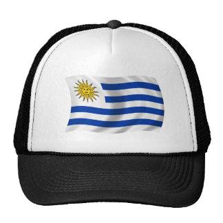 Bandera de Uruguay Gorra