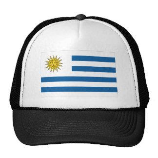 Bandera de Uruguay Gorras