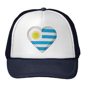 Bandera de Uruguay Gorro De Camionero