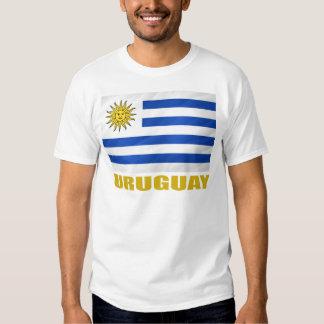 Bandera de Uruguay Playera