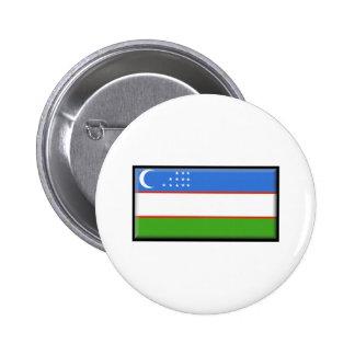Bandera de Uzbekistán Pins