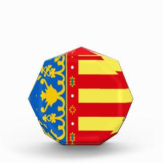 Bandera de Valencia España