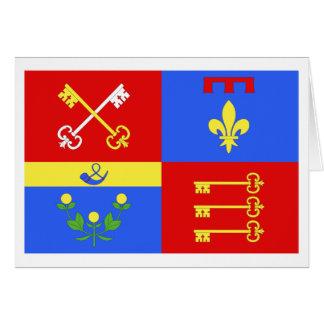 Bandera de Vaucluse Felicitacion
