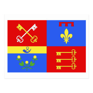 Bandera de Vaucluse Postal