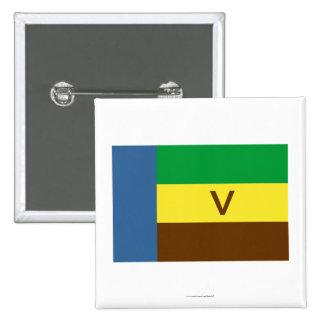 Bandera de Venda Pin Cuadrada 5 Cm