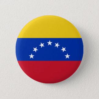 Bandera de Venezuela, 7 Estrellas Button