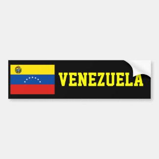 Bandera de Venezuela Pegatina De Parachoque