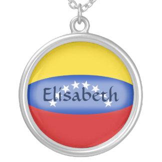 Bandera de Venezuela + Collar conocido