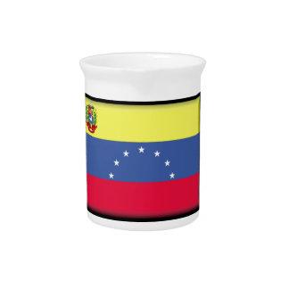 Bandera de Venezuela Jarrones
