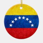 Bandera de Venezuela Ornatos