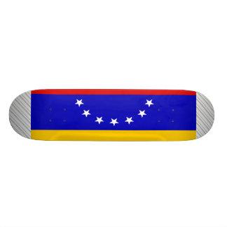 Bandera de Venezuela Patín Personalizado