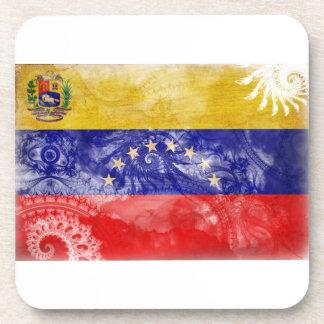 Bandera de Venezuela Posavaso