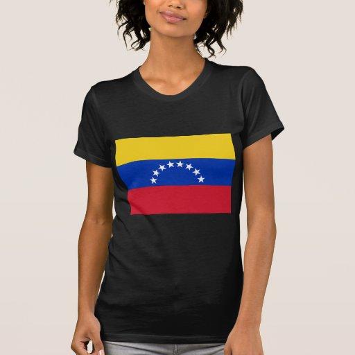 Bandera de Venezuela Tshirt