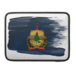 Bandera de Vermont Fundas Para Macbooks