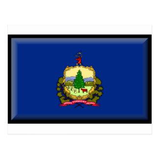 Bandera de Vermont Postal