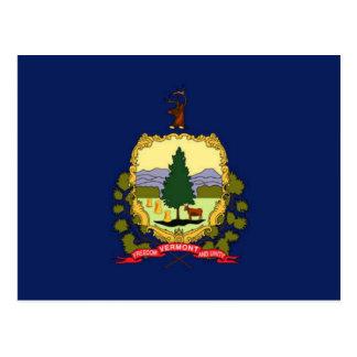 Bandera de Vermont Postales