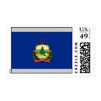 Bandera de Vermont Sellos