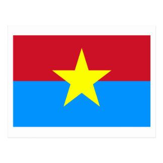 Bandera de Viet Cong Postal