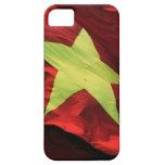 bandera de Vietnam iPhone 5 Carcasas