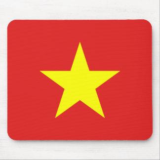 Bandera de Vietnam - Mousepad