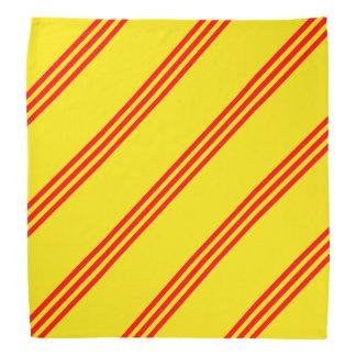 Bandera de Vietnam (nueva) Bandanas