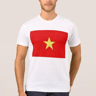 Bandera de Vietnam Camisetas