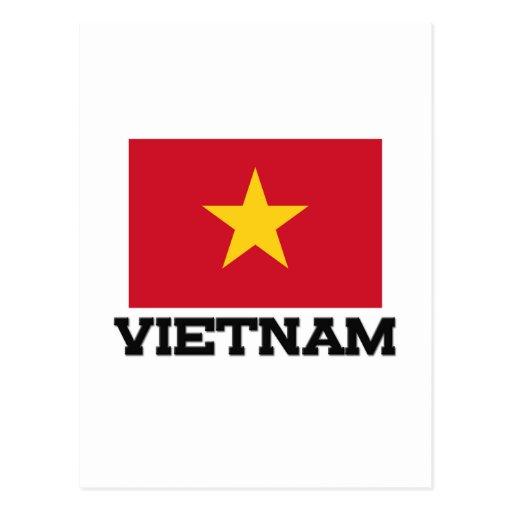 Bandera de Vietnam Postal