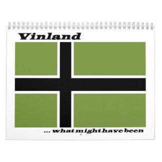 Bandera de Vinland - qué pudo haber sido Calendarios De Pared