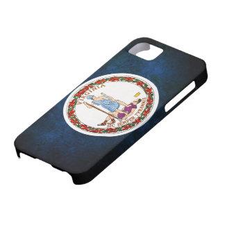Bandera de Virginia; iPhone 5 Carcasa