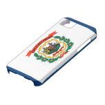 Bandera de Virginia Occidental iPhone 5 Case-Mate Funda