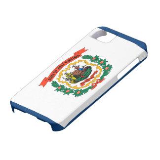 Bandera de Virginia Occidental iPhone 5 Carcasas