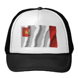 Bandera de Vologda Oblast Gorros Bordados