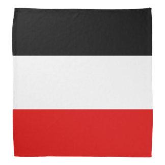 Bandera de Volta superior Bandanas